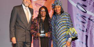 "Winner of the 2020 Cobb NAACP ""MLK Living The Dream Award"""