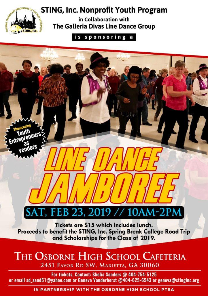 2019 Line Dance Jamboree