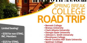 Spring Break College Road Trip 2019